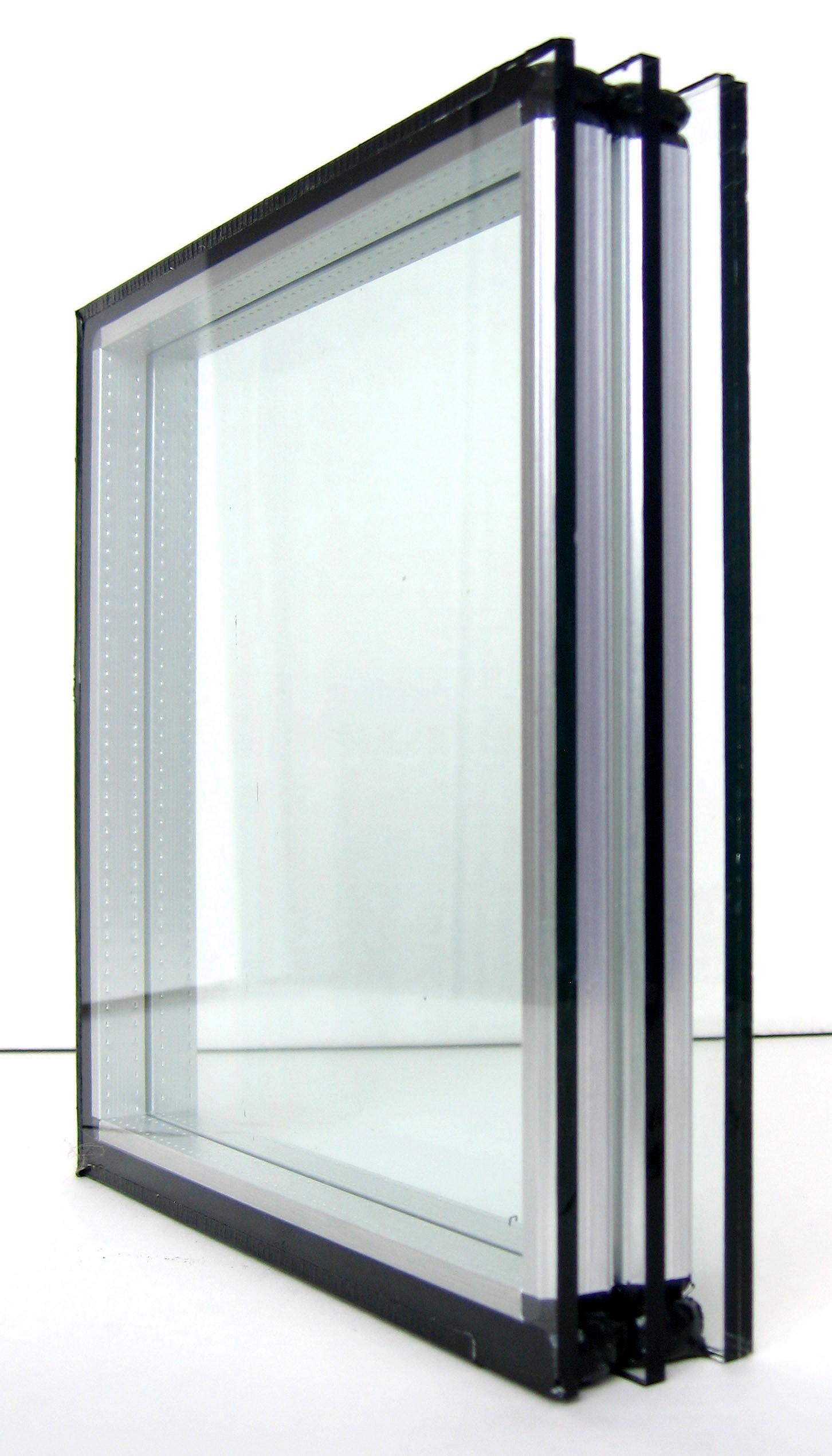 Isolatie glas